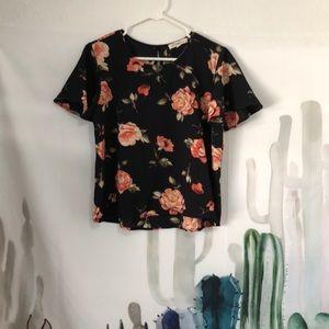 Rewind Floral Top